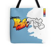 hmmm bates cover Tote Bag