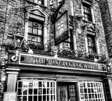 The Prospect Of Whitby Pub London by DavidHornchurch