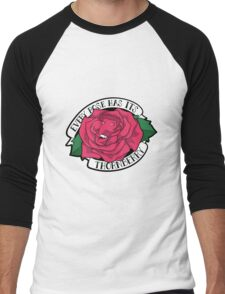 Every Rose Has Its Thornberry Men's Baseball ¾ T-Shirt