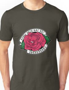 Every Rose Has Its Thornberry Unisex T-Shirt