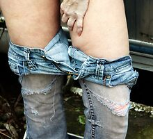 Flesh Jeans  by Takingtheimage