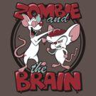 Zombie and the Brain by Jen Pauker