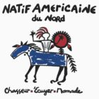 Natif Americaine by John Stars