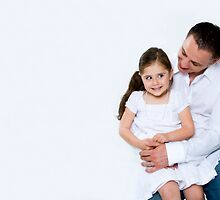 Father & Daughter by abfabphoto