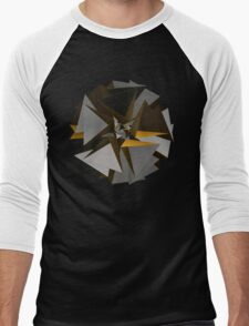 'TetraStar (gold/silver)' T-Shirt