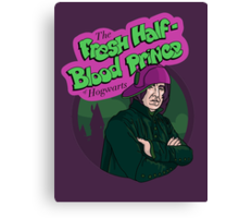 The Fresh Half-Blood Prince Canvas Print