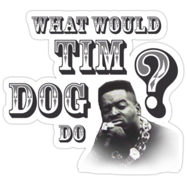 what would tim dog do? by antony hamilton