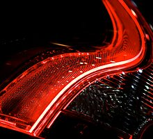 Tail Lights by Christopher Bookholt