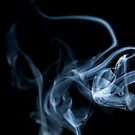 Smokey Abstract by Christopher Bookholt