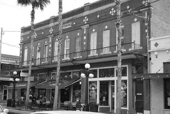 Ybor City, Tampa by buddyboy