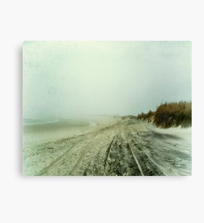 Sea Watch Canvas Print