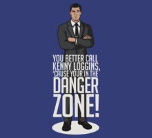 Better Call Kenny Loggins, DANGER ZONE! by rockhead