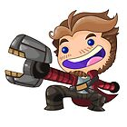 Starlord by vancamelot