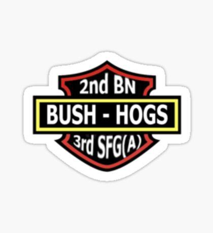 2nd BN 3rd SFG Sticker
