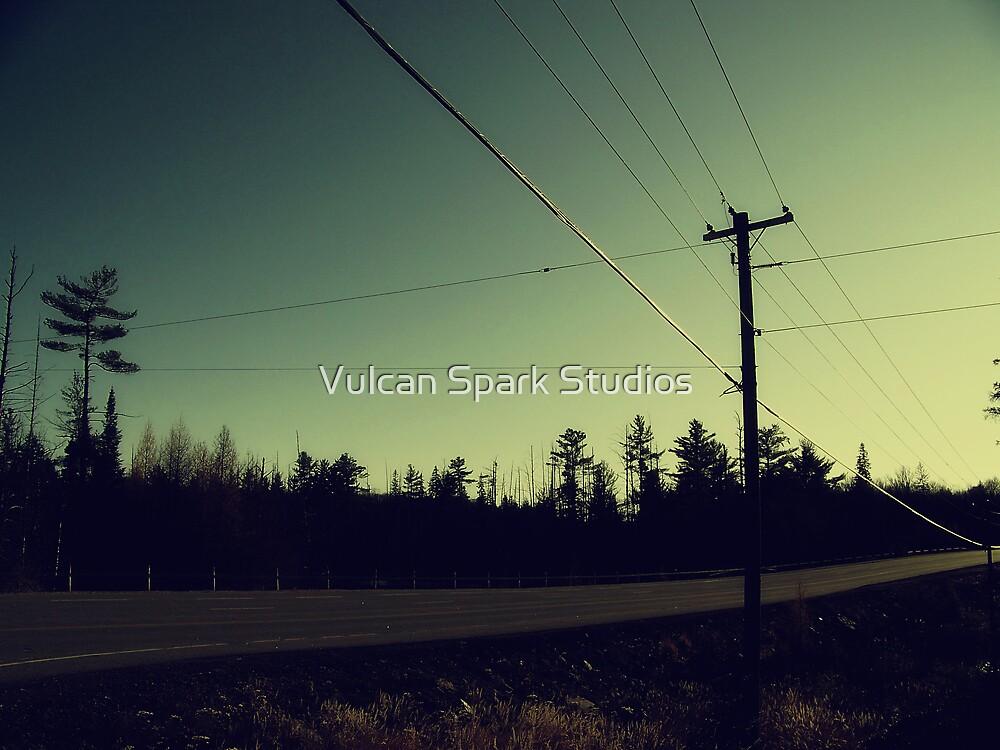 long road by Vulcan Spark Studios