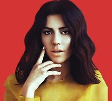 MARINA AND THE DIAMONDS FROOT PHOTOSHOOT by pennyportrait