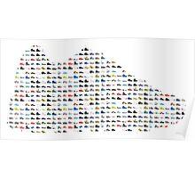 Sneaker's sneaker Poster