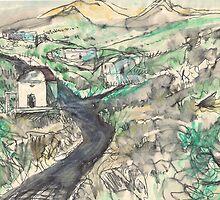 CRETE ISLAND, APOINE(C1998) by Paul Romanowski