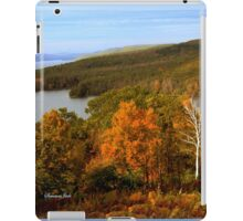 An Autumn View of the Quabbin iPad Case/Skin