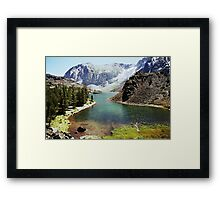 Tioga Pass Framed Print