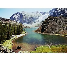 Tioga Pass Photographic Print