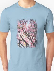 The Dogwood Tree Unisex T-Shirt