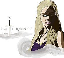 Khaleesi by gauza