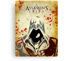 Wanted, Assassin Canvas Print