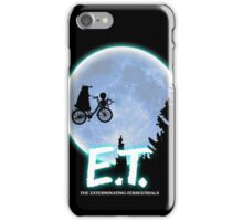 Exterminating Terrestrials iPhone Case/Skin