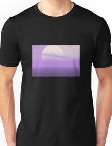Lavender Sunset Unisex T-Shirt