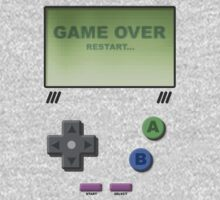 Game Over by Jiboto