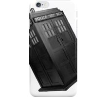 Dark Tardis iPhone Case/Skin