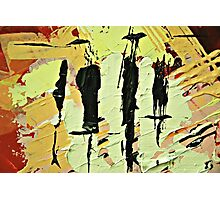 Abstract painting Photographic Print