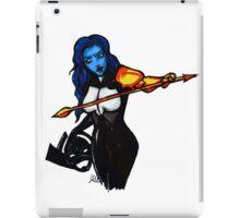 Midnight - Spear iPad Case/Skin