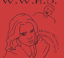 W.W.H.D. - What Would Hermione Do? by CiipherZer0
