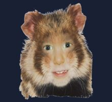 Hamster Child One Piece - Long Sleeve