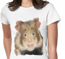 Hamster Child Womens Fitted T-Shirt