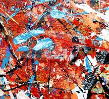Abstract painting by benova