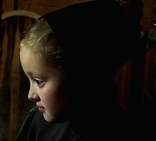 Amish Madonna by Fojo
