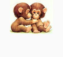 Monkey Couple Unisex T-Shirt