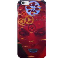 Faces 13 iPhone Case/Skin