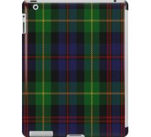 00539 Black Watch Plaid of Pipers Military Tartan  iPad Case/Skin