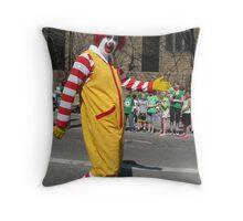 Ronald Mc Donald Throw Pillow