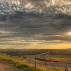 Road To Claire's by paulmcardle