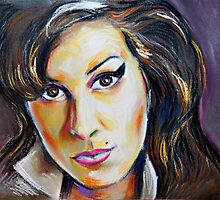 Amy winehouse by benova