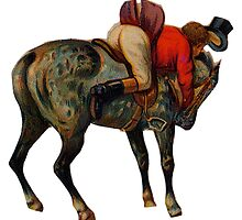 The Jockey by Jackie Popp