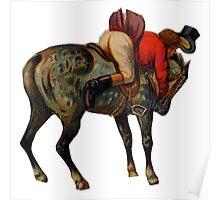 The Jockey Poster