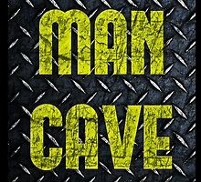 To The Man Cave by GrimmJack