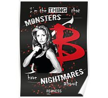 BUFFY: NIGHTMARES Poster