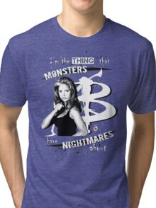 BUFFY: NIGHTMARES Tri-blend T-Shirt